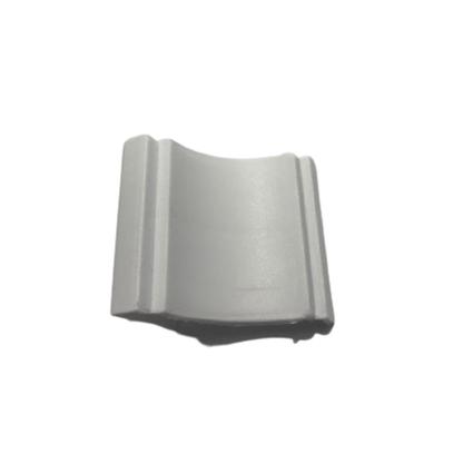 Acabamento Emenda PVC p/ meia cana 30x27x1mm-PCT c/5und