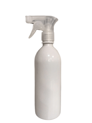 Borrifador p/ líquidos plástico branco 500ML-unidade