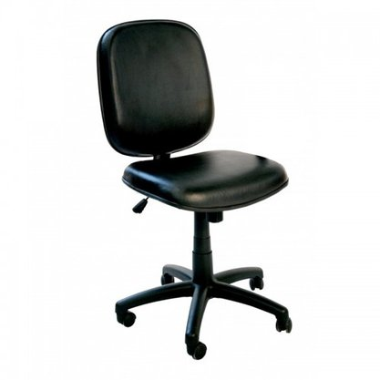 Cadeira Diretor Courino Preto Giratória