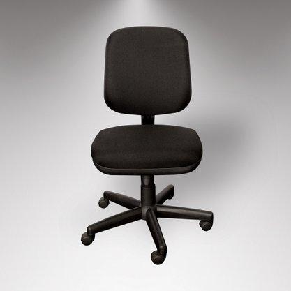 Cadeira Diretor Tecido Preto Giratória