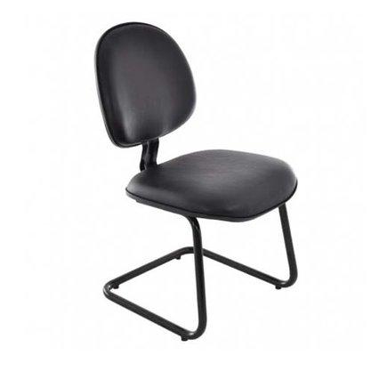Cadeira Executiva Courino Preto Base Aproximação