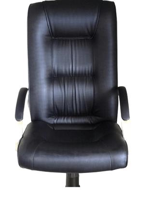 Cadeira Pres.Lumi Facto Azul c/ Base Cromada Giratória