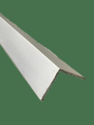 Cantoneira de PVC Branca 38x38x2,6mm - Barra com 6mts