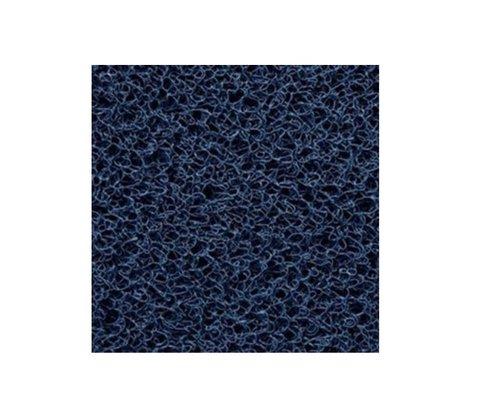 Capacho em Manta Azul Escuro Largura 120cm- metro