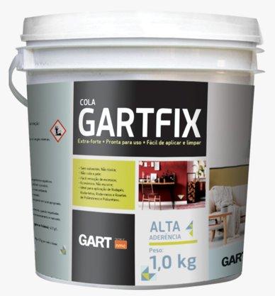 Cola para Acabamentos Gartfix-pote com 1kg