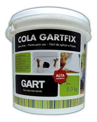 Cola para Acabamentos Gartfix- pote com 5kg