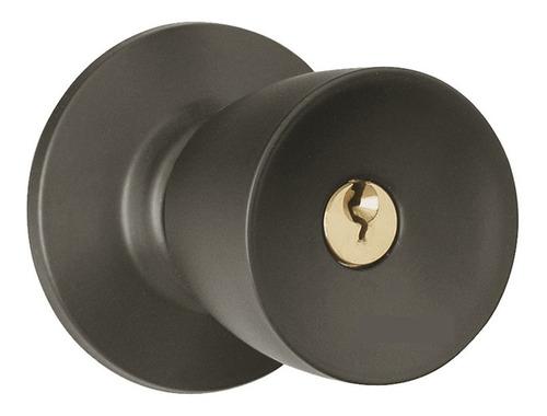 Fechadura Tubular Lockwell 90mm Preta