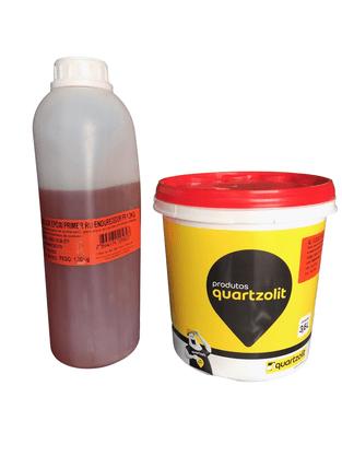 Kit Prime Anti-Umidade para Pisos- Quartzolit
