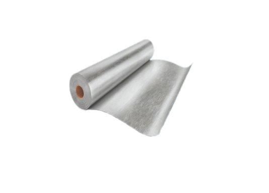 Manta Térmica Aluminizada p/ Telhado 1200x41670x0,125mm Rolo