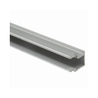 Perfil Baguete Alumínio p Divisória BG-013 12x6000mm-6mts