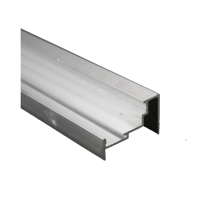 Perfil Cama Baguete Alumínio p Divisória DV-502 39x6000mm-6mts