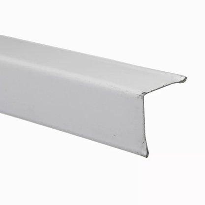 Perfil clicado Cantoneira TF38 Forro modular 22x3000x20mm Branco-3mts