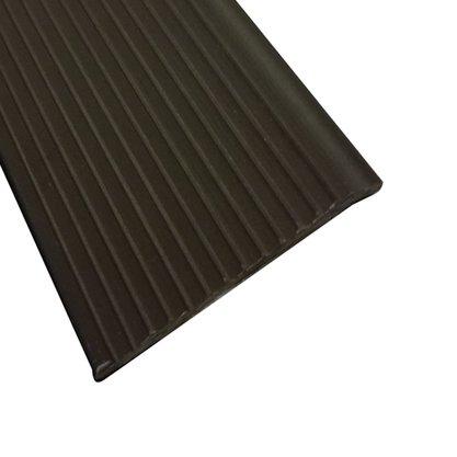 Perfil de Alumínio Arremate 30x3000mm Fume- Barra com 3mts