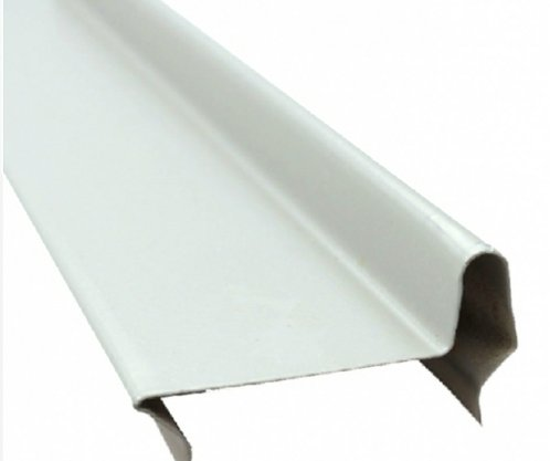 Perfil divisória batente de porta N21AV 35x2128x0,50mm-Branco Rupia