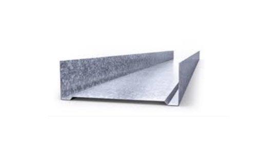 Perfil drywall guia 30x90x3000mm-perfil com 3mts