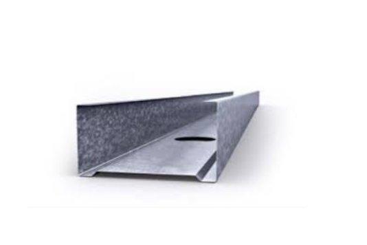 Perfil drywall montante 37x90x3000mm-perfil com 3mts