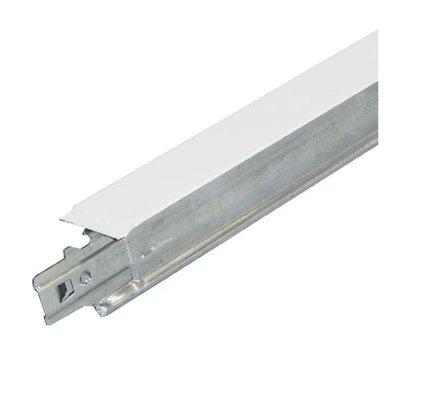 Perfil Longarina T24 para Forro Modular 24x3125x0,3mm Branco