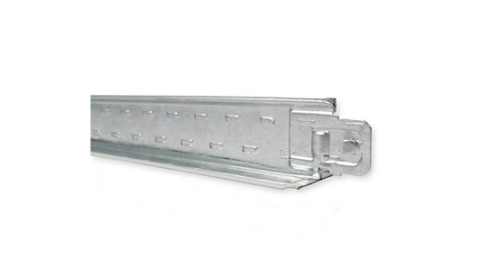 Perfil Travessa T24 para Forro Modular 24x625x0,3mm Branco