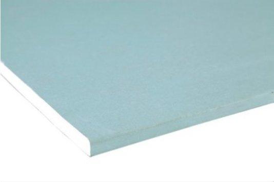 Placa gesso drywall resistente á umidade Placo 1200x1800x12,5mm-placa