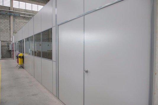 Porta Eucatex 820X2100x35mm Cristal