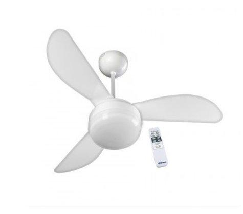 Ventilador de Teto Fênix com Controle Remoto 220V Branco Ventisol
