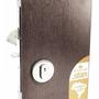 Fechadura Ext.950 Porta de Correr Roseta Redonda Máq.45mm Inox Stam