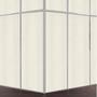 Painel divisória Eucatex 1200x2110x35mm Ciliegio Claro-Painel