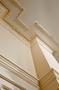 Rodameio Boiserie de PU S2 10x25x2000mm Branco Gart-2m